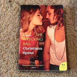 The wrecking ball (soft cover book)